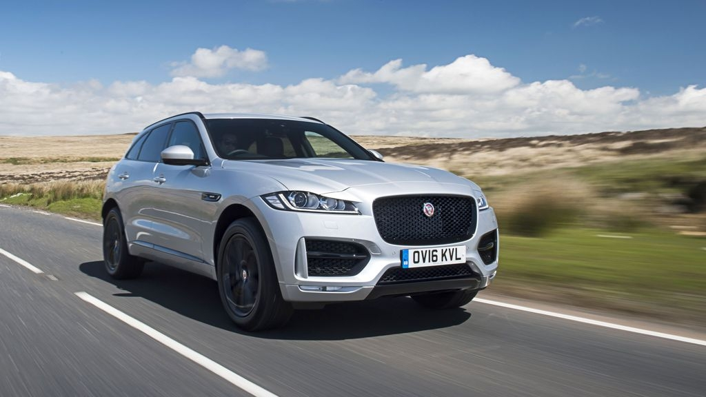 new used jaguar f pace cars for sale auto trader Jaguar F Pace Review Uk