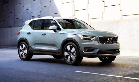 new volvo xc40 2018 revealed uk price launch date first Volvo Xc40 Release Date