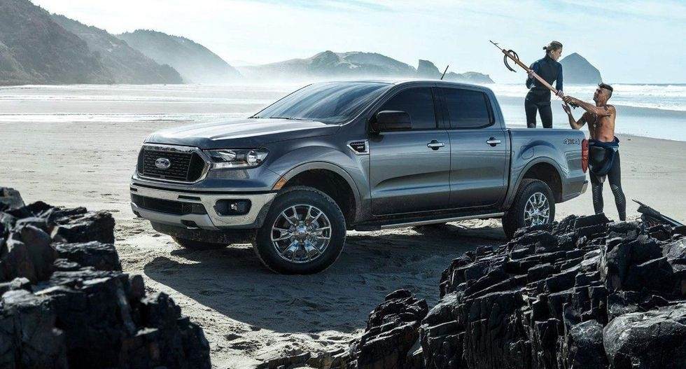 next generation 2022 ford ranger pickup leaked Is The Ford Ranger Out Yet