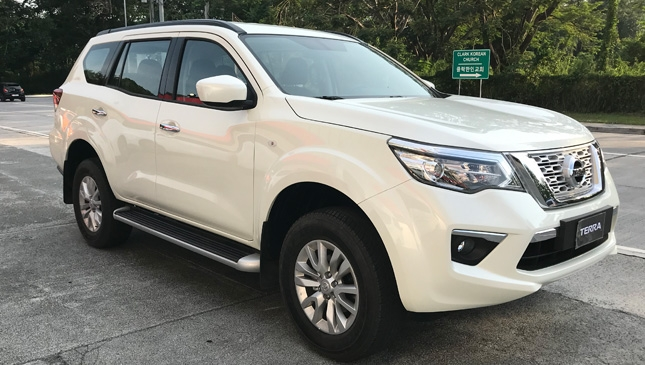 nissan terra base variant 2018 review specs and features Nissan Terra Philippines