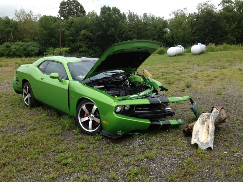 one less green with envy 392 challenger dodge challenger forum Dodge Challenger Forum
