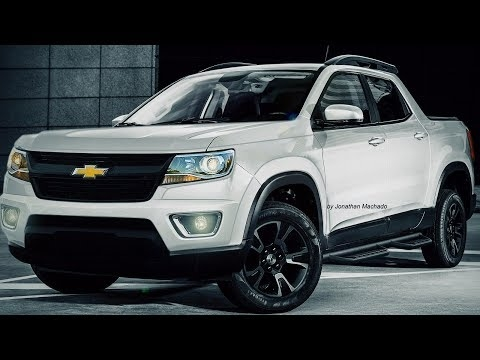 photoshop nova chevrolet grand montana 2019 mini s10 Nova Pick Up Chevrolet
