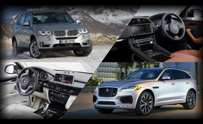 poll jaguar f pace or bmw x5 autoguide news Jaguar F Pace Vs Bmw X5