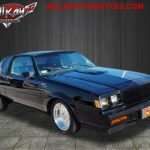 pre owned 1987 buick regal grand national turbo rwd grand national turbo 2dr coupe Buick Regal Grand National