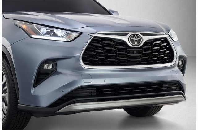 redesigned 2020 toyota highlander all you need to know Toyota Highlander Redesign