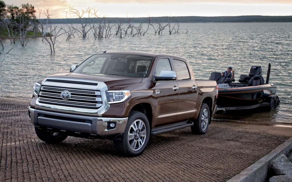 report will the new toyota tundra come as a 2021 truck with Toyota Tundra Redesign