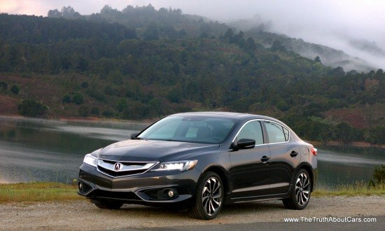 review 2016 acura ilx with video the truth about cars Acura Ilx Quarter Mile