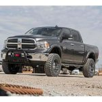 rough country 6 inch suspension lift kit with front struts for the dodge ram 1500 4wd Dodge Ram 1500 Lift Kit