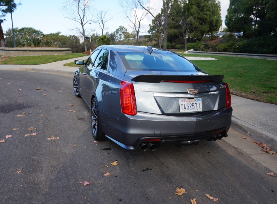 save the sedan ballistic 2019 cadillac cts v tested Cadillac Cts V Quarter Mile