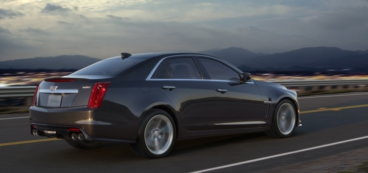 should cadillac offer the 2016 cts v with a manual gm Cadillac Manual Transmission