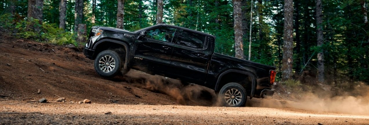 sierra at4 powers up with new off road performance package Gmc Off Road Performance Package