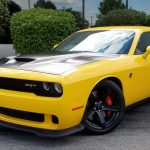 test drive 2017 dodge challenger srt hellcat the daily Yellow Dodge Challenger