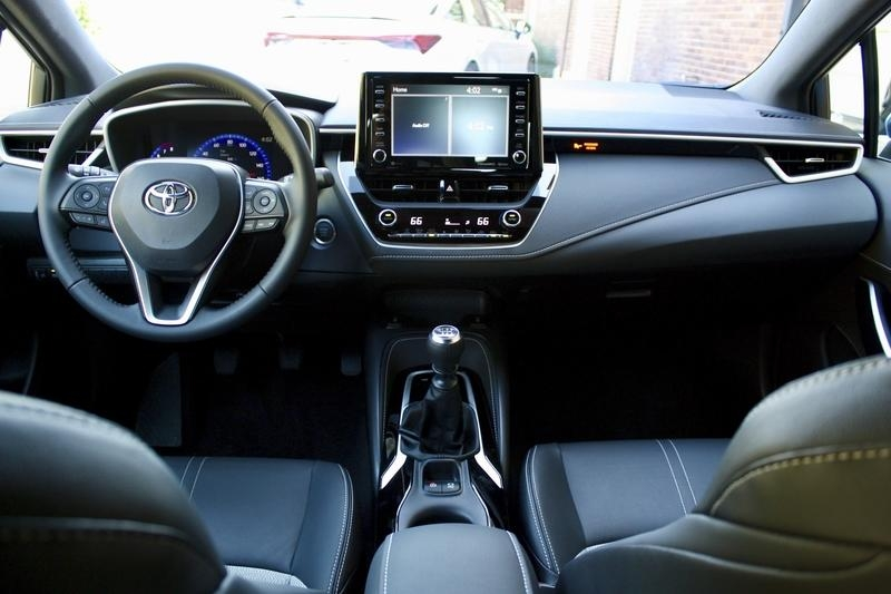 the 2019 toyota corolla hatchbacks manual gearbox is Toyota Manual Transmission