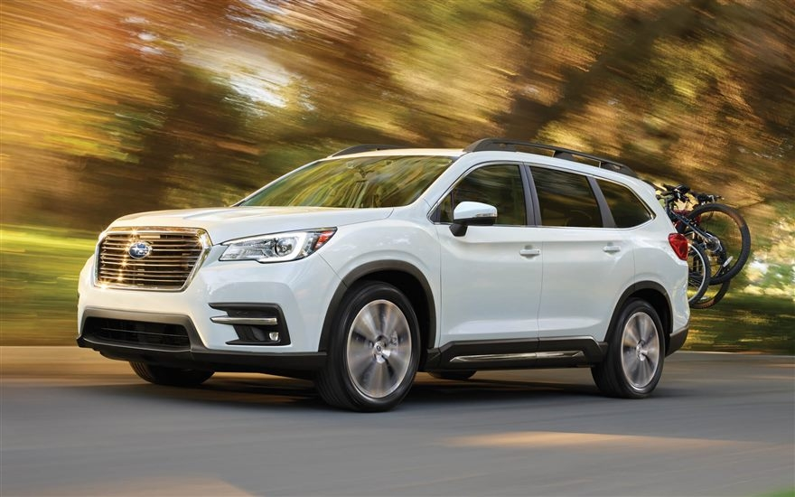 the 2020 subaru ascent the biggest subaru ever 3 row suv Subaru Ascent Build Your Own