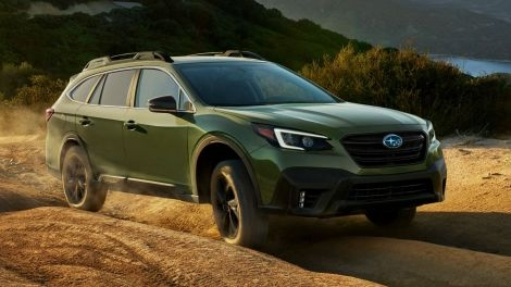 the 2020 subaru outback doesnt break any new ground but it Subaru Outback Jalopnik