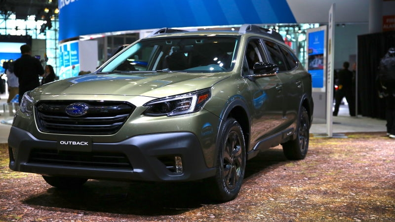 the 2020 subaru outback gets a 260 hp boxer engine and a Subaru Outback Jalopnik