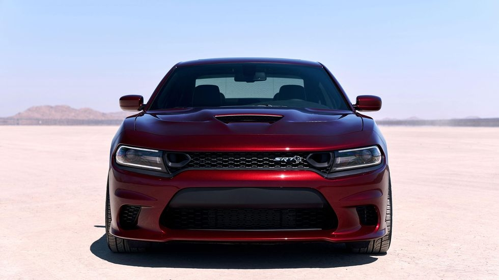 the 707 horsepower 2019 dodge charger srt hellcat gets a Dodge Charger Srt Hellcat