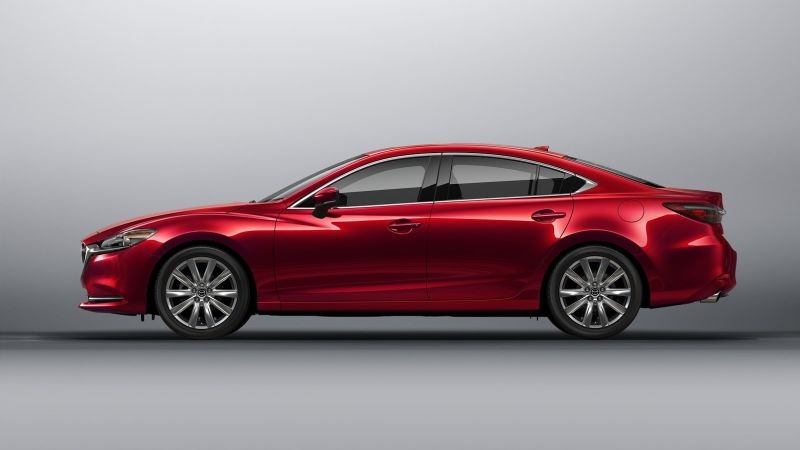 the feds may have just confirmed a 2018 mazda6 with all Mazda 6 All Wheel Drive
