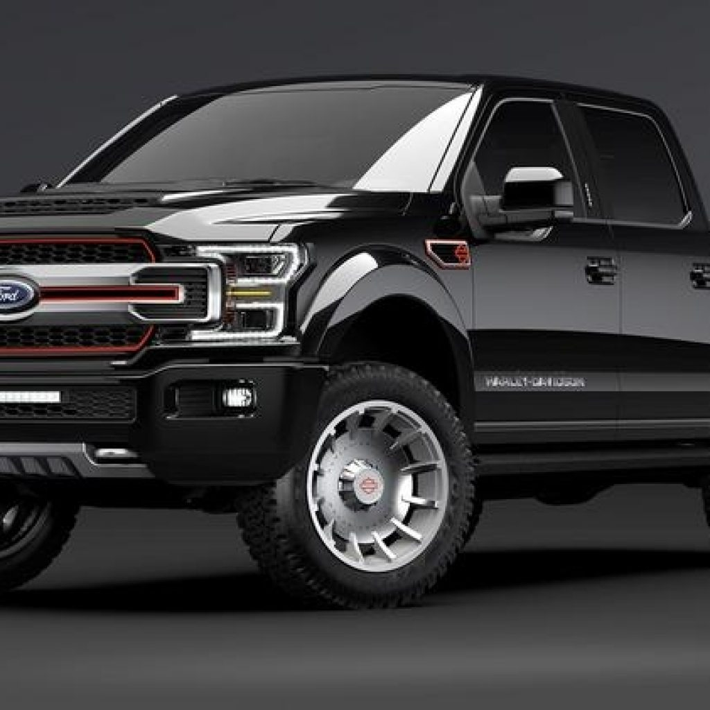 the harley davidson ford f 150 is returning milwaukee Ford Harley Davidson Truck