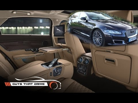 the jaguar xjl autobiography four ordinary guys review total british luxury Jaguar Xj Autobiography