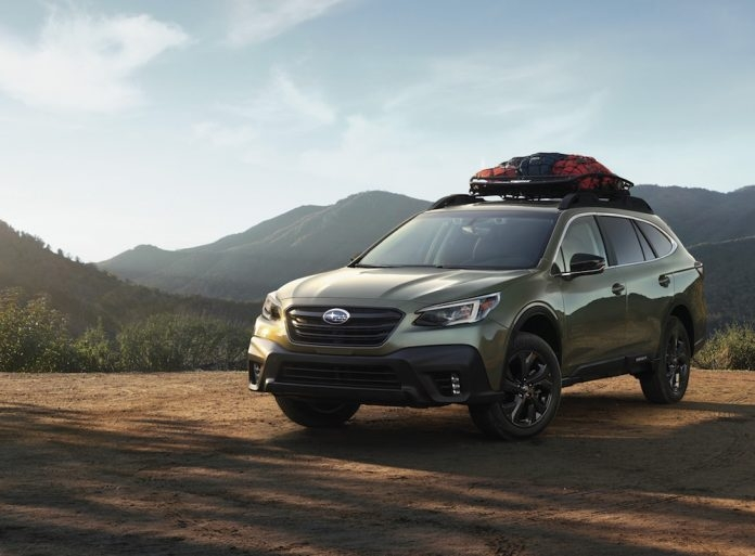 the new subaru outback is here 2020 model release date set Subaru Outback Release Date