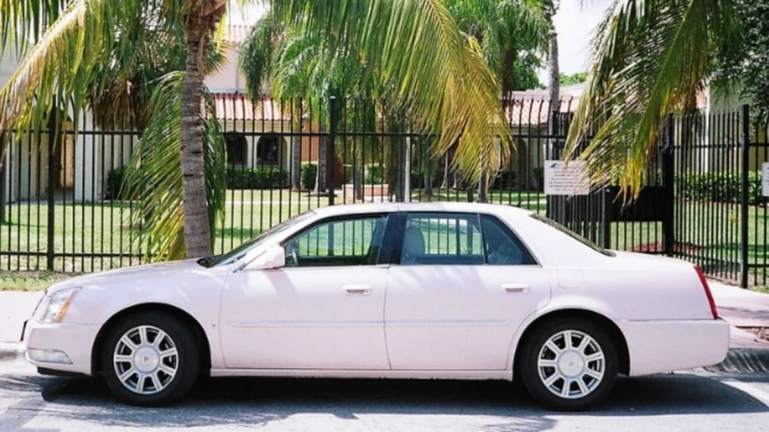 the story behind the mary kay pink cadillac mental floss Mary Kay Pink Cadillac