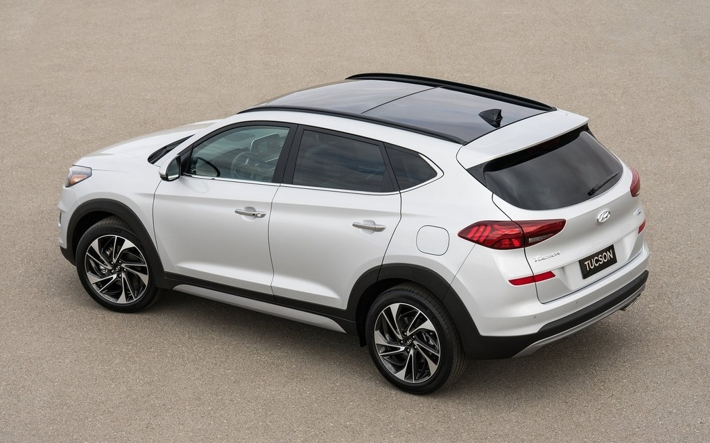 the world will freak out over the next gen tucson hyundai Hyundai Tucson Redesign