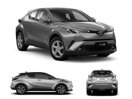 toyota chr india new car launch expected price in india Toyota New Car Launch In India