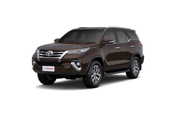 toyota fortuner price check november offers images Toyota Fortuner New Model