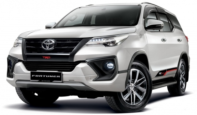 toyota fortuner updated now on sale new 24 vrz 4x2 and Toyota Fortuner New Model