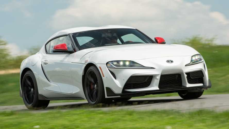 toyota supra with bmw m3 engine unlikely but never say never Toyota Supra Bmw Engine