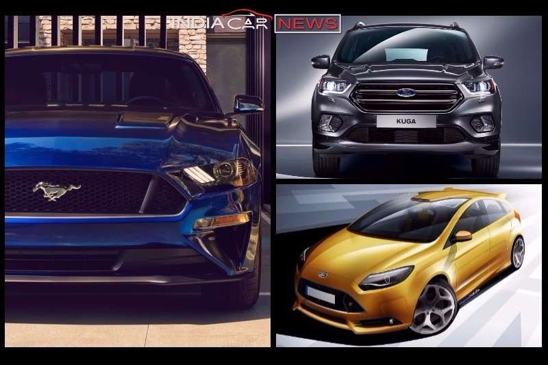 upcoming ford cars in india in 2018 2019 7 new cars Ford Upcoming Cars In India