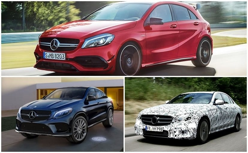 upcoming mercedes benz cars to be launched in india in 2016 Mercedes Upcoming Cars In India