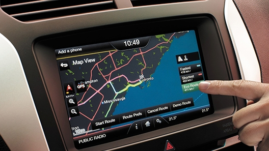 updating your navigation system map sync official ford Ford Navigation System
