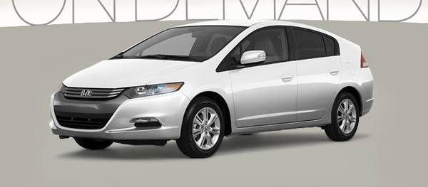 used 2010 honda insight hatchback pricing for sale edmunds Honda Insight Hatchback