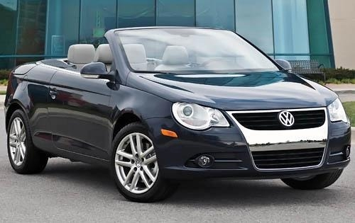 used 2010 volkswagen eos convertible pricing for sale Volkswagen Hardtop Convertible