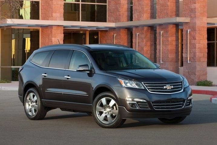 used 2016 chevrolet traverse ltz suv review ratings edmunds Chevrolet Traverse Review