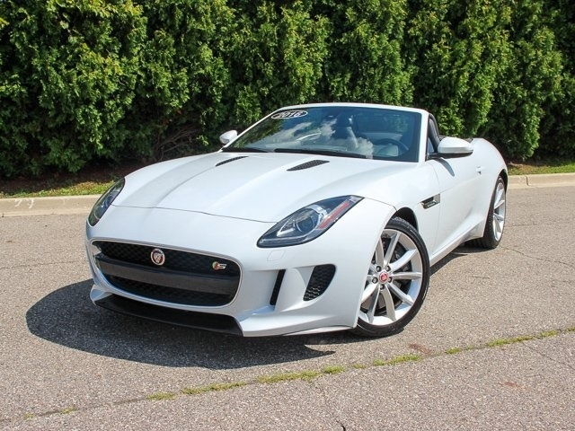 used 2016 jaguar f type for sale macomb mi sajwa6fu4g8k30335 Jaguar F Type Convertible