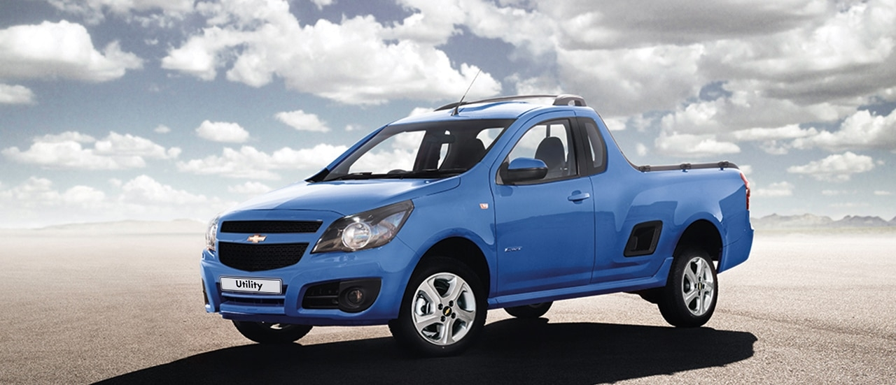 utility bakkie the all in one ldv chevrolet sa Chevrolet Utility South Africa