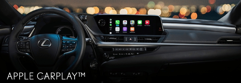 various 2018 lexus models get apple carplay support with an Lexus Models With Apple Carplay