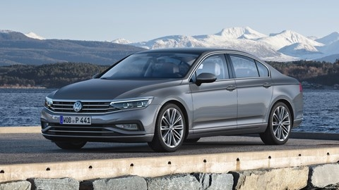 volkswagen passat 2019 saloon and estate the full story Volkswagen Passat New Model