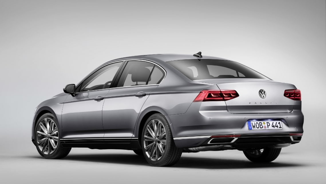 volkswagen passat 2020 revealed set for november australian Volkswagen Passat New Model