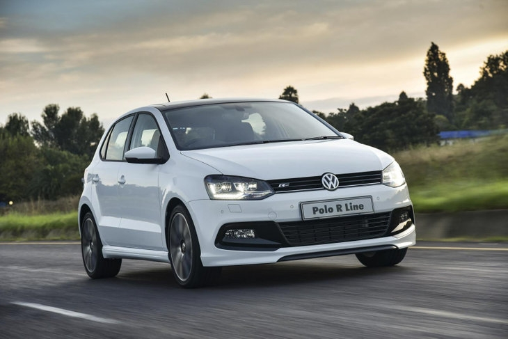 volkswagen polo 10 tsi r line 2017 first drive carscoza Volkswagen Polo R Line