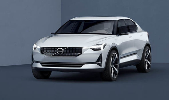 volvo to release new electric car in 2019 range and price Volvo All Electric Cars