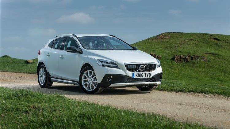 volvo v40 cross country t5 awd review car review rac drive Volvo V40 Cross Country