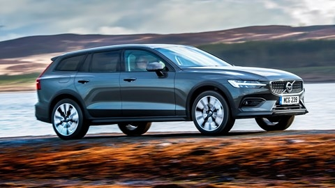 volvo v60 cross country review tough yet gentle car magazine Volvo V60 Cross Country
