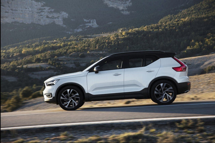 volvo xc40 2018 launch review carscoza Volvo Xc40 Release Date