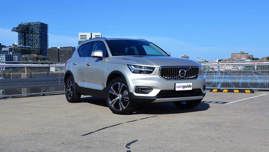 volvo xc40 2019 review carsguide Volvo Xc40 Inscription