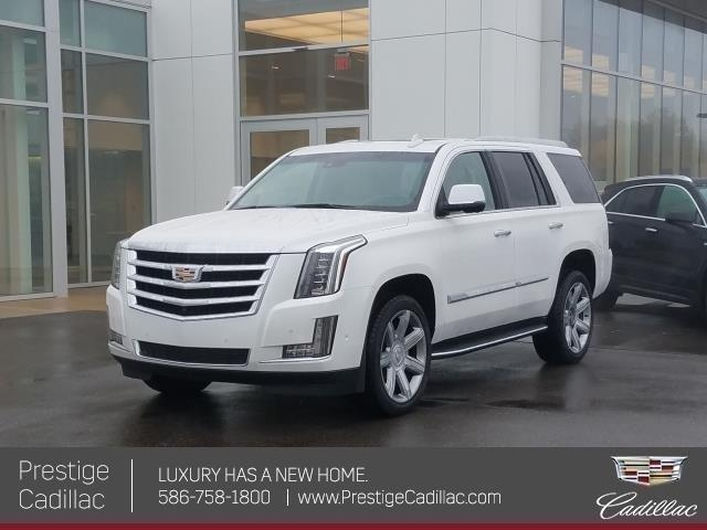 warren crystal white tricoat 2019 cadillac escalade new Cadillac Escalade White