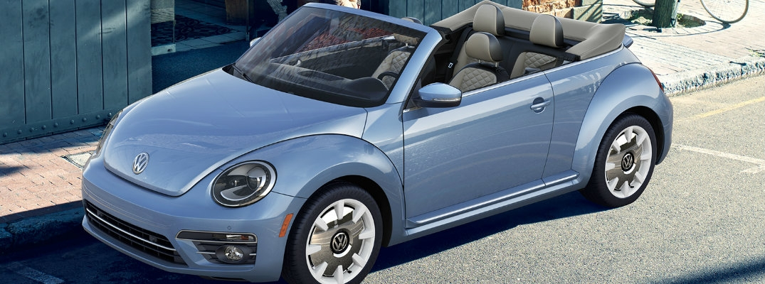 what are the color options for the 2019 vw beetle Volkswagen Beetle Colors